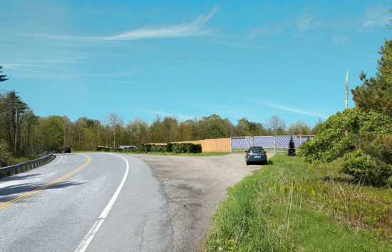 TCE3D Rendering Industrial Colchester VT after